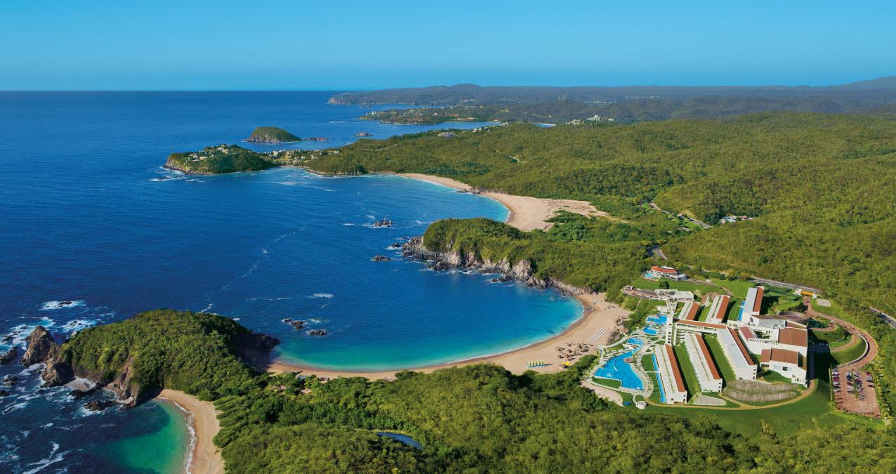 Huatulco, 2do destino turístico certificación EarthCheck Platinum