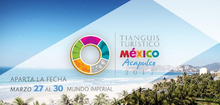 Inicia Tianguis Turístico México 2017