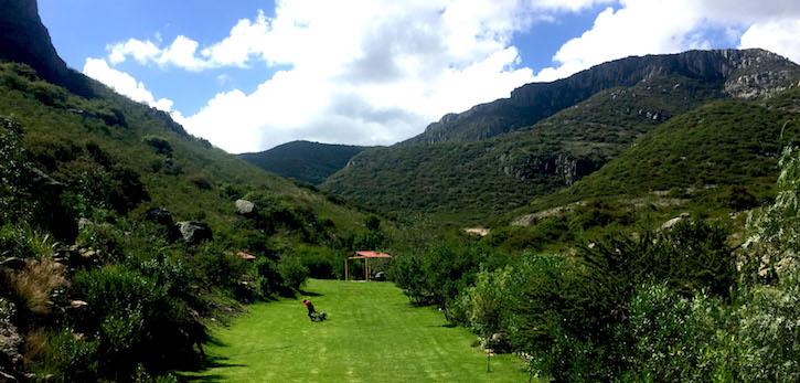 San José Iturbide Sustentabilidad