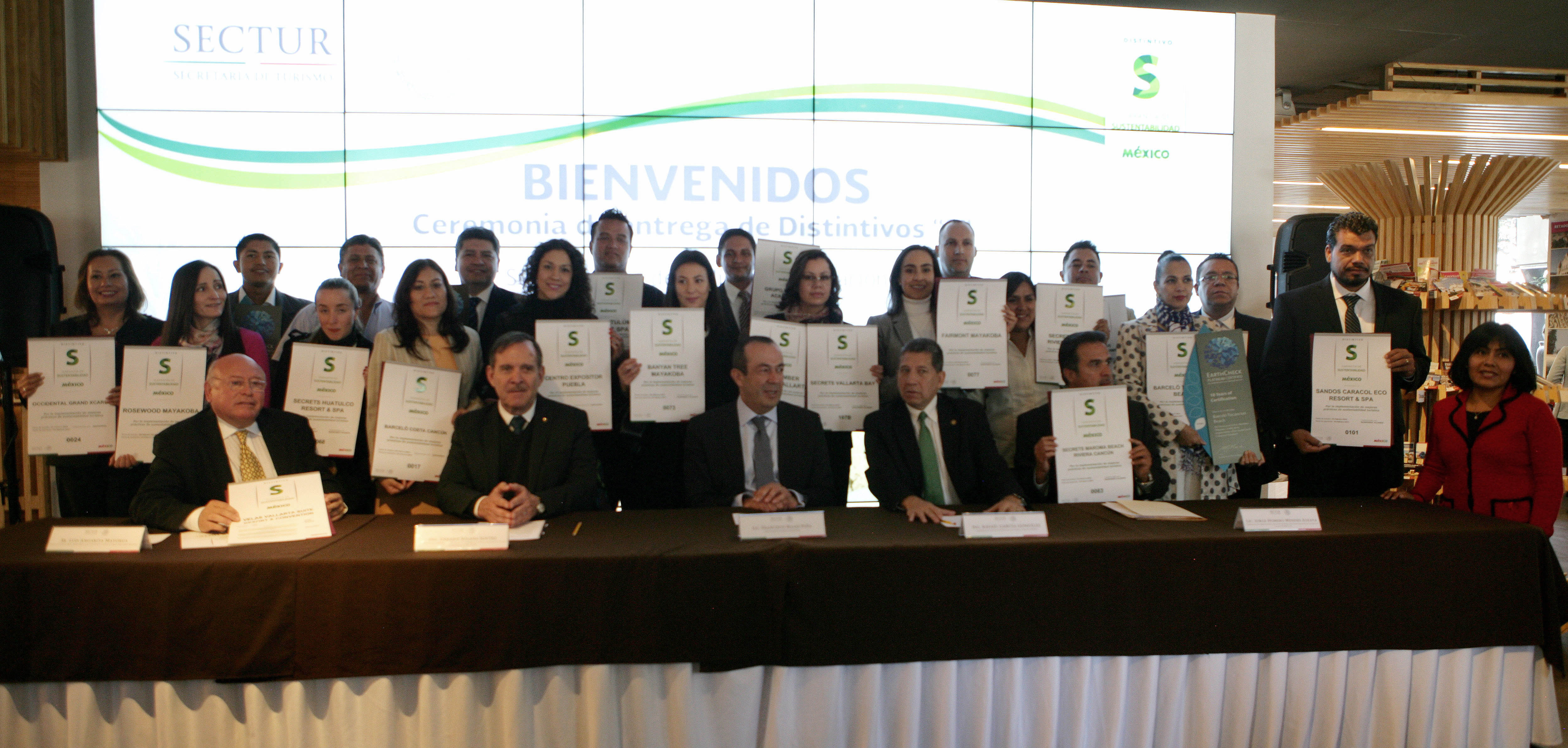 El Distintivo S tiene el potencial de ahorrar $8 billones de pesos al turismo en México