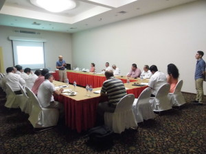 Lorenzo Alfaro coordinador de la certificación EarthCheck