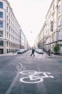 Bicicletas en Dinamarca